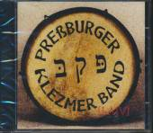 - CD PRESBURGER KLEZMER BAND