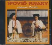 PARICKA LUBOMIR  - CD SPOVED FUJARY /GAJDY,PISTALKY,