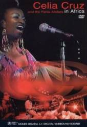 CRUZ CELIA  - DVD IN AFRICA