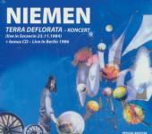 NIEMEN CZESLAW  - 2xCD TERRA DEFLORATA - KONCERT