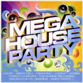 VARIOUS  - 2xCD MEGA HOUSE PARTY
