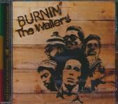 MARLEY BOB  - CD BURNING [R]