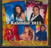 VARIOUS  - CD Rozni interpreti: CD kalendár 2011