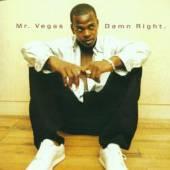 MR VEGAS  - CD DAMN RIGHT