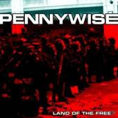 PENNYWISE  - CD LAND OF THE FREE