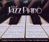 VARIOUS  - 4xCD BEST OF JAZZ PIANO