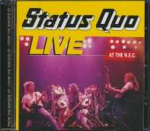 STATUS QUO  - CD LIVE AT THE N.E.C. [R] [E]