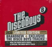 VARIOUS  - 2xCD DISCOBOYS 8/2007