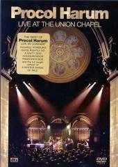 PROCOL HARUM  - DVD LIVE UNION CHAPPEL /139M/+CD/03