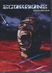 SCORPIONS  - DVD ACOUSTICA