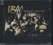 UB40  - 2xCD BEST OF VOLUMES 1 & 2