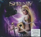 SERENITY  - CD DEATH & LEGACY (DIG)