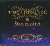 Soundtrack  - CD Tisíc a jedna noc & Šeherezáda