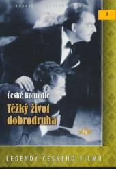 FILM  - DVP Těžký život dobrodruha DVD