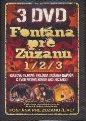 FILM  - 3xDVP FONTANA PRE ZUZANU 1/2/3