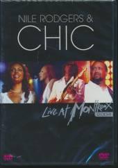 NILE RODGERS & CHIC  - DV PAL 0 - LIVE AT MONTREAUX 2004