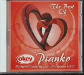 VARIOUS  - 2xCD BEST OF OKEY PIANKO