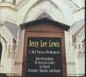 LEWIS JERRY LEE  - CD SINGIN OLD TIME RELIGION