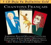 VARIOUS  - CD CHANTONS FRANCAIS