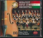 GIPSY SYMPHONY ORCHESTRA  - CD 100 GYPSY VIOLIN FROM...