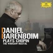 BARENBOIM DANIEL  - CD WARSAW RECITAL