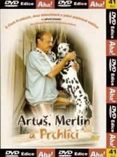 FILM  - DVD Artuš, Merlin a Prchlíci DVD