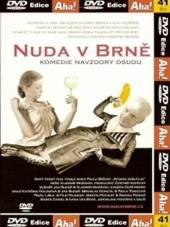 FILM  - DVP Nuda v Brně DVD