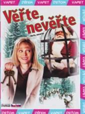 FILM  - DVP Věřte, nevěřte (The Santa Trap)