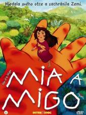 FILM  - DVD Mia a Migo (Mia et le Migou) DVD