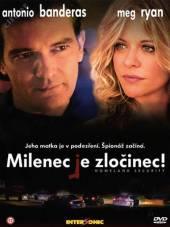 FILM  - DVD Milenec je zloč..