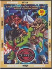 FILM  - DVD Chaotic - 2. DVD - SLIM BOX