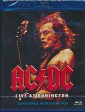 AC/DC  - BRD LIVE AT DONINGTON [BLURAY]