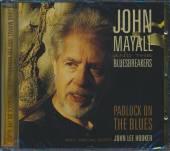 MAYALL JOHN AND THE BLUESBREA  - CD PADLOCK ON THE BLUES