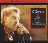 THEODORAKIS MIKIS  - CD O ZORBA-VERY BEST