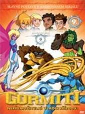 FILM  - DVD Gormiti – 9. DVD (Gormiti)