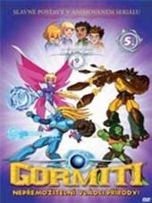 FILM  - DVD Gormiti – 5. DVD (Gormiti)
