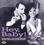 NINO TEMPO & APRIL STEVENS  - CD HEY BABY THE NINO..