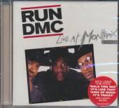 RUN DMC  - CD LIVE AT MONTREUX 2001 (STANDARD)