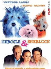 FILM  - DVD Hercule a Sherlo..