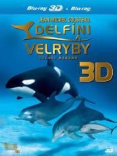 FILM  - BR3 DELFINI A VELRYBY 3D: TULACI OCEANU
