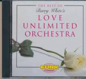 LOVE UNLIMITED ORCH.  - CD THE BEST OF