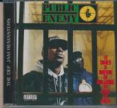 PUBLIC ENEMY  - CD IT TAKES A NATION OF MILLIONS