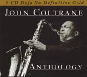 COLTRANE JOHN  - 5xCD ANTHOLOGY