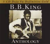 KING B.B.  - 5xCD ANTHOLOGY