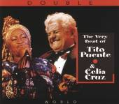 PUENTE TITO & CELIA CRUZ  - 2xCD VERY BEST OF