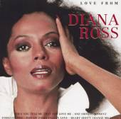 ROSS DIANA  - CD LOVE FROM . . .