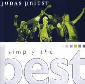JUDAS PRIEST  - CD SIMPLY THE BEST
