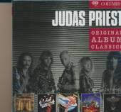 JUDAS PRIEST  - 5xCD ORIGINAL ALBUM CLASSICS