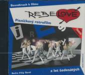 SOUNDTRACK  - CD REBELOVE