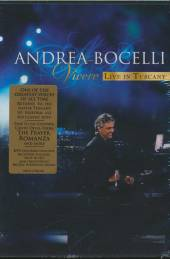 BOCELLI ANDREA  - DVD VIVERE LIVE IN TUSCANY